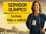 Lista nominal dos inscritos no programa Servidor Olímpico