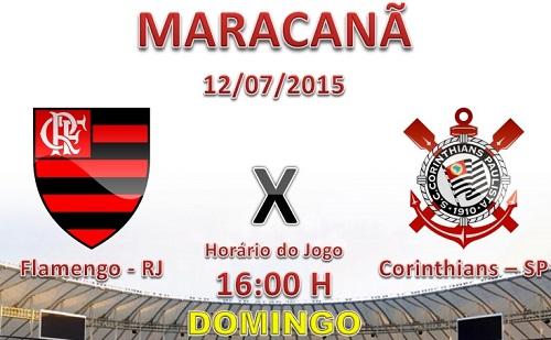 Brasileirão: GM-Rio atua com 153 agentes na partida entre Flamengo e Corinthians