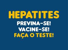 Secretaria de Saúde realiza eventos para marcar o Dia da Luta Contra as Hepatites