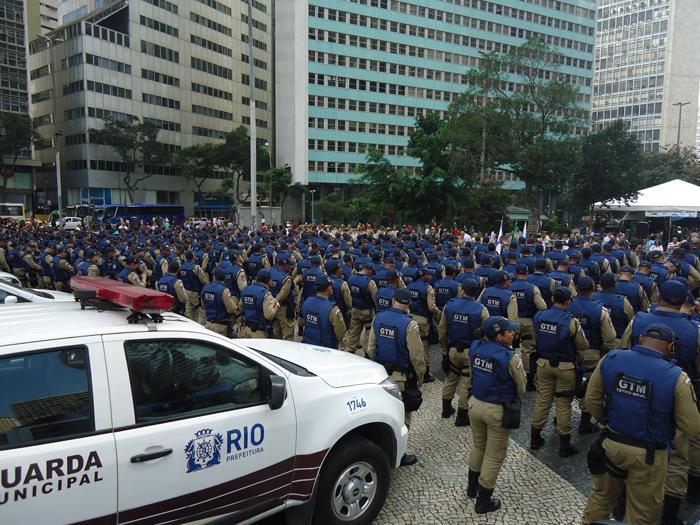 Guarda Municipal cria grupamento tático para reforçar patrulhamento na cidade