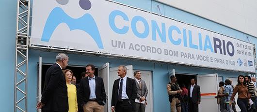 Concilia Rio atende 30 mil pessoas e é prorrogado até dezembro
