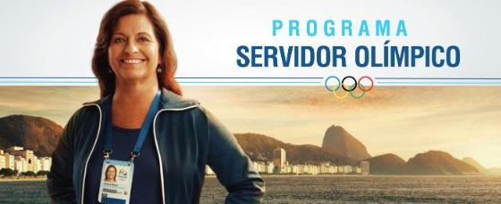 Convocação do programa Servidor Olímpico começa nesta segunda-feira (31)