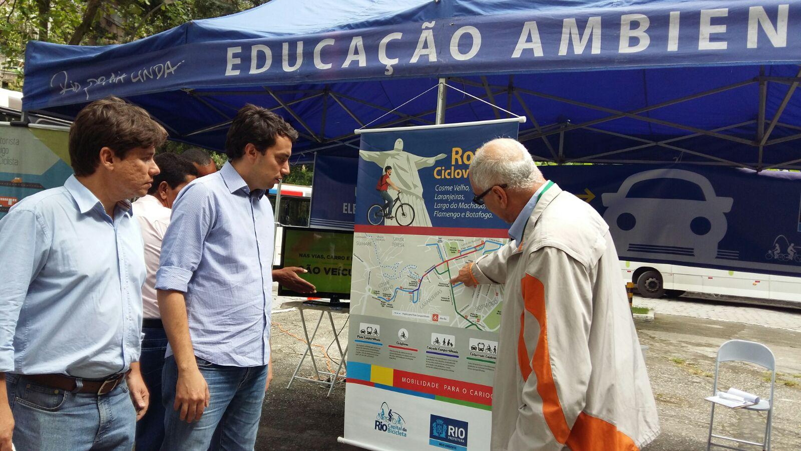Rio Capital da Bicicleta - Eu apoio