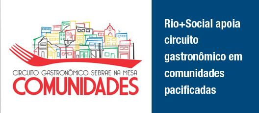 Circuito gastronômico