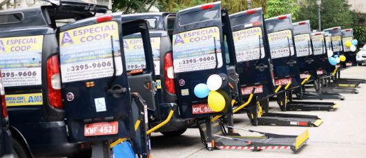 Serviço de Transporte Acessível Exclusivo tem novas regras e código disciplinar