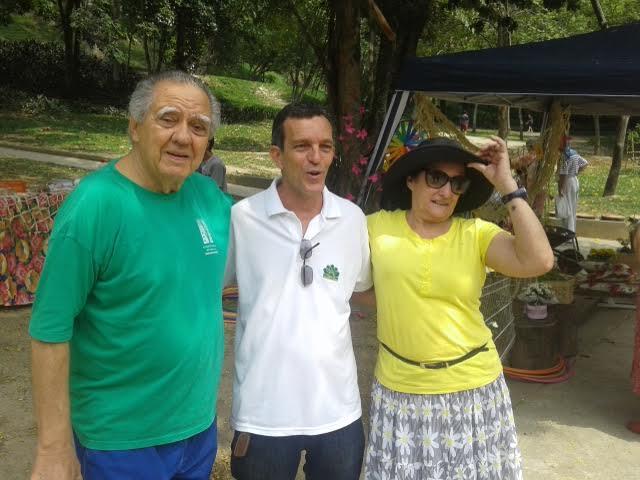 <strong>Fundação Parques e Jardins realiza ação de plantio no Parque Guinle</strong>