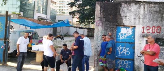 Ordem Pública interdita oito estacionamentos clandestinos durante o Rock in Rio