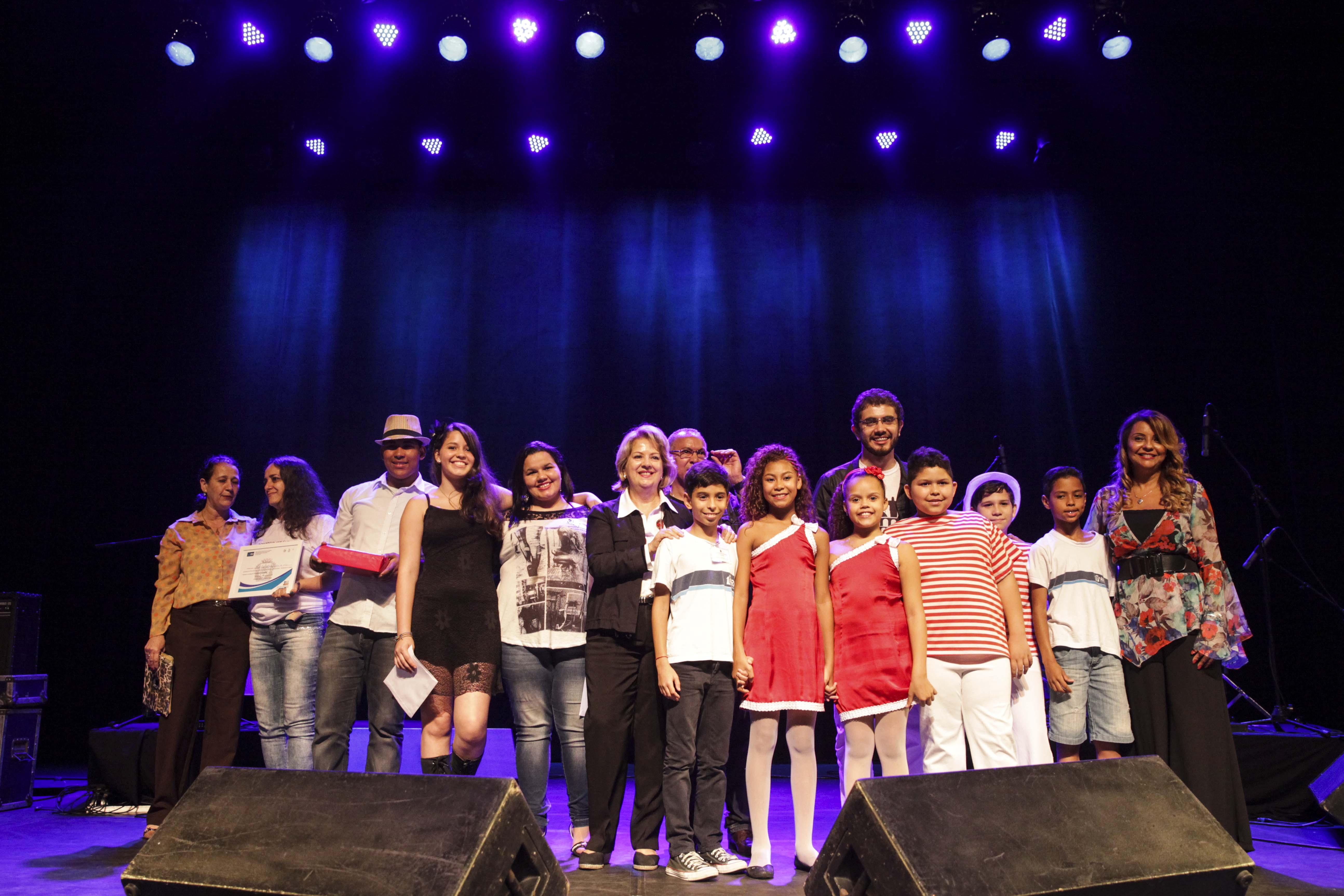 Secretaria Municipal de Educação realiza XXVII Festival da Canção das Escolas Municipais