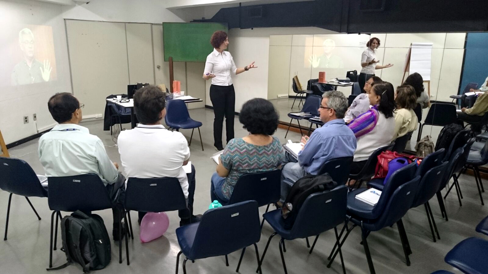 CGM-RJ realiza curso interno sobre Liderança