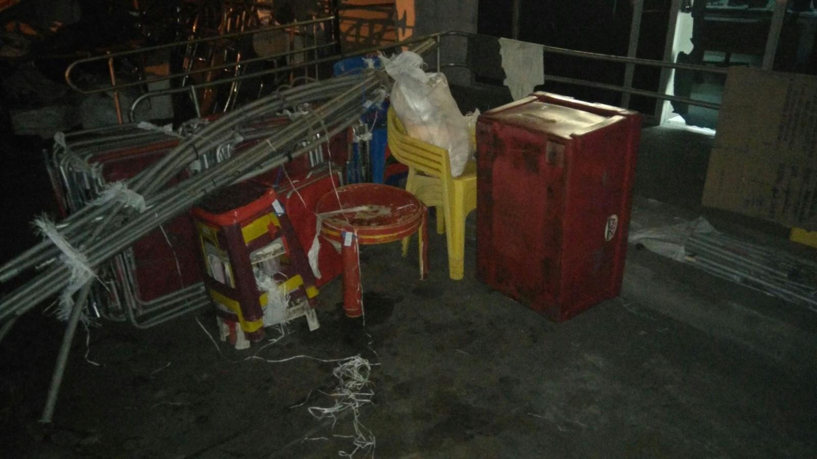 Guarda apreende mais de mil itens irregulares na Praia do Flamengo