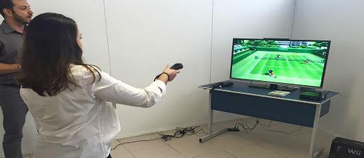 Gameterapia para pessoas com deficiência no Rio
