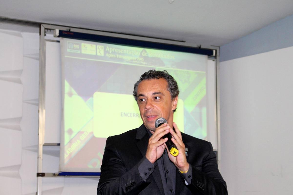 CGM apresenta resultados das ações estratégicas de 2015