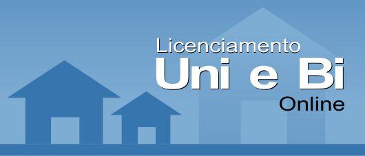 Licenciamento Uni e Bi