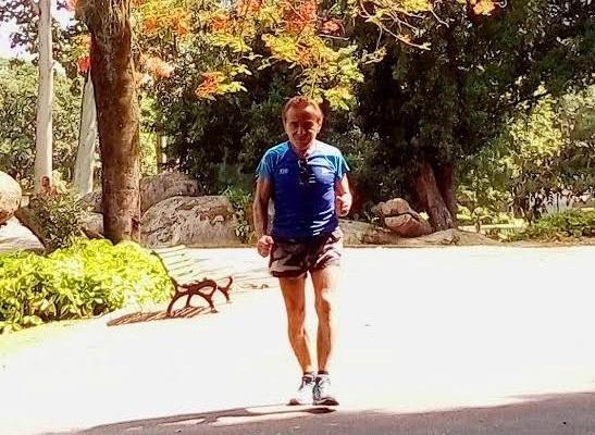 <strong>Campeão de maratonas e de simpatia</strong>
