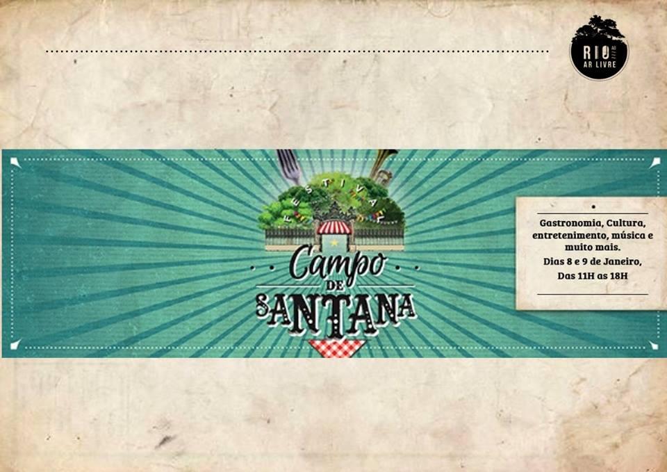 <strong>Campo de Santana recebe a 2ª edição do Movimento Rio Ao Ar Livre</strong>