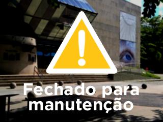 De 5 a 10 de fevereiro: Planetário fechado para manutenção