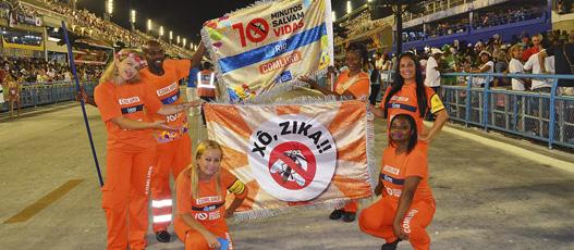 Comlurb divulga balanço parcial da limpeza do Carnaval 2016