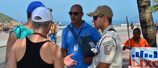 Ordem Pública multa 1.652 mijões durante os blocos do Carnaval 2016