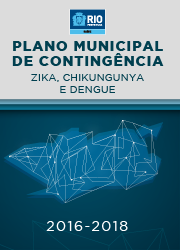Banner Plano de Contingência Zika, Chikungunya e Dengue
