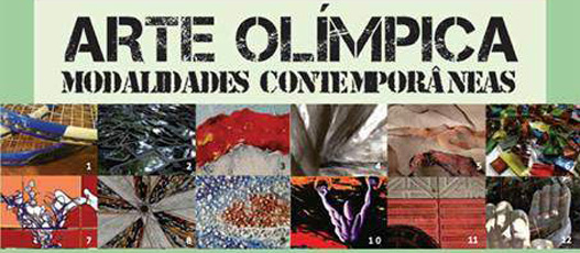 Galpão das Artes sai na frente nas homenagens às Olimpíadas 2016