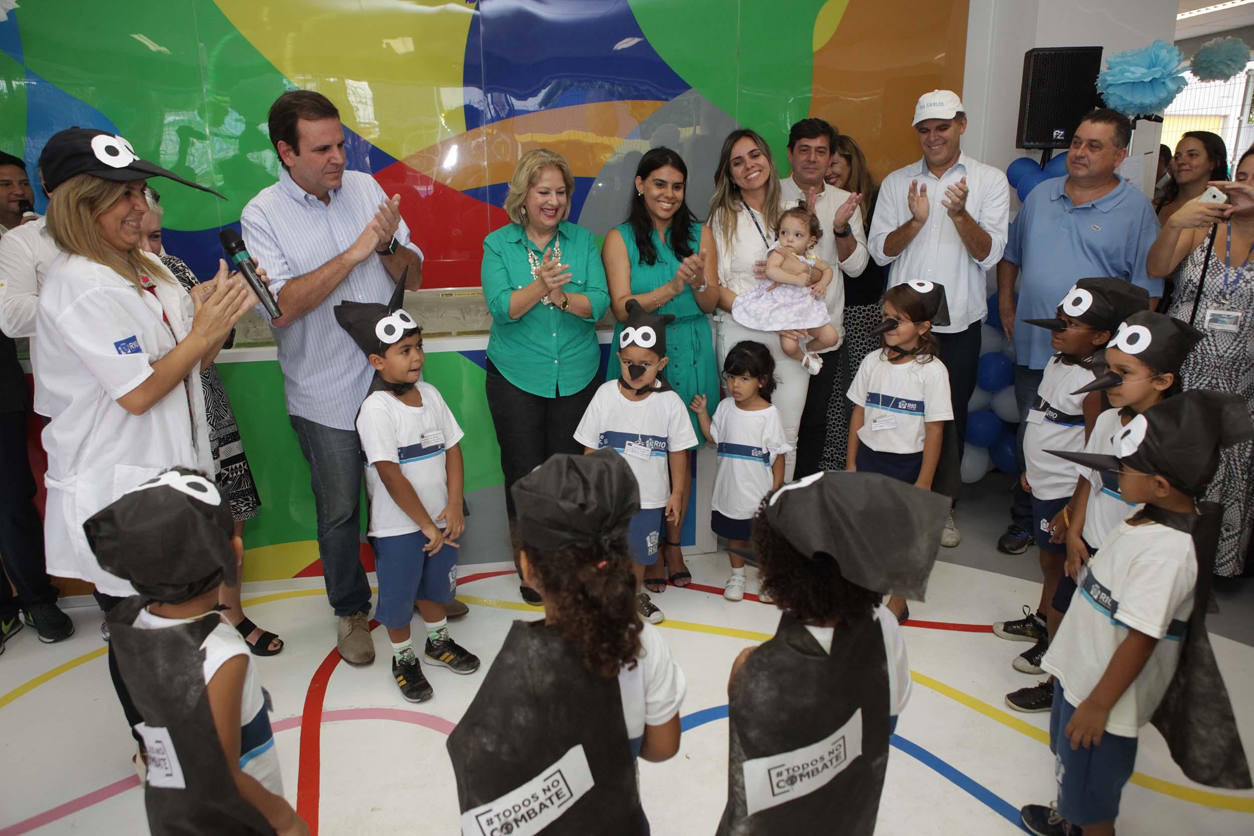 Prefeitura inaugura mais um novo Espaço de Desenvolvimento Infantil na Zona Oeste