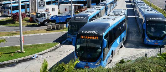 Réveillon 2017: BRT reforça frota e reduz intervalos