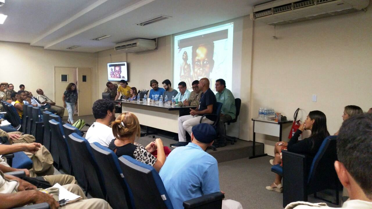 <STRONG>Fundação Parques e Jardins participa de debate promovido pelo Instituto Eixo Rio</STRONG>