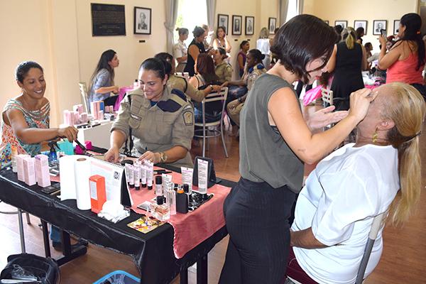 Guarda Municipal realiza 2º Congresso de Mulheres
