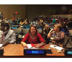 ONU discute empoderamento das mulheres e desenvolvimento sustentável
