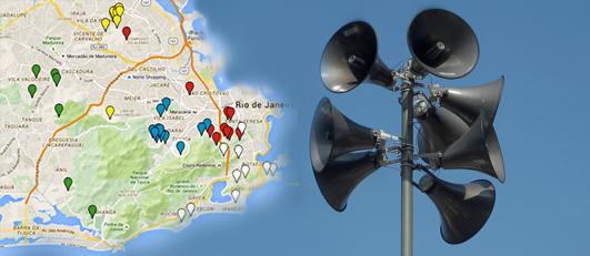 Defesa civil realiza simulado em 50 comunidades