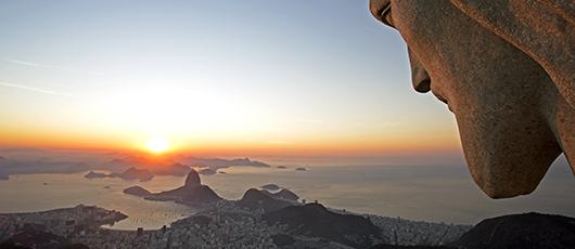 Rio é o melhor destino do Brasil!