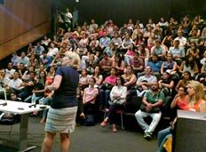 Residentes de Medicina de Família participam da aula magna