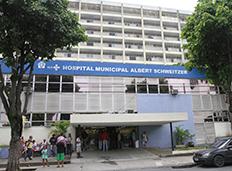 Prefeitura implode, neste domingo, prédio e anexo desativados ao lado do Hospital Albert Schweitzer