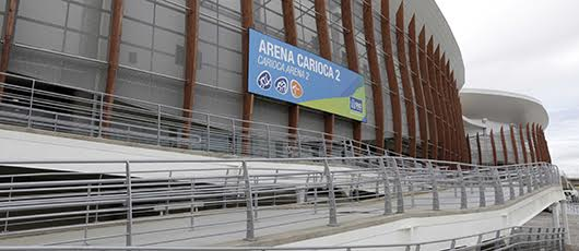 Prefeitura entrega a Arena Carioca 2, no Parque Olímpico