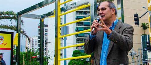 Prefeitura do Rio e parceiros inauguram equipamentos de atividades físicas inclusivos