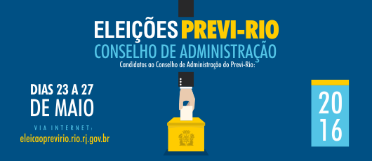Banner eleições conselho previ-rio