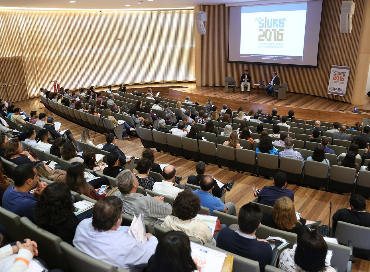 Prefeitura promove 1º seminário sobre Sistema de Informações Urbanas do Rio