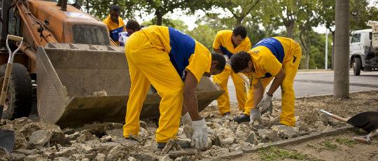 Quinta da Boa Vista receberá pacote de melhorias