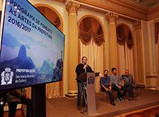 Prefeito participa do lançamento do Programa de Fomento às Artes