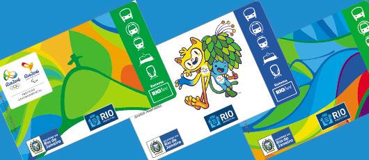 Cartão RioCard Jogos Rio 2016 já pode ser adquirido pela internet