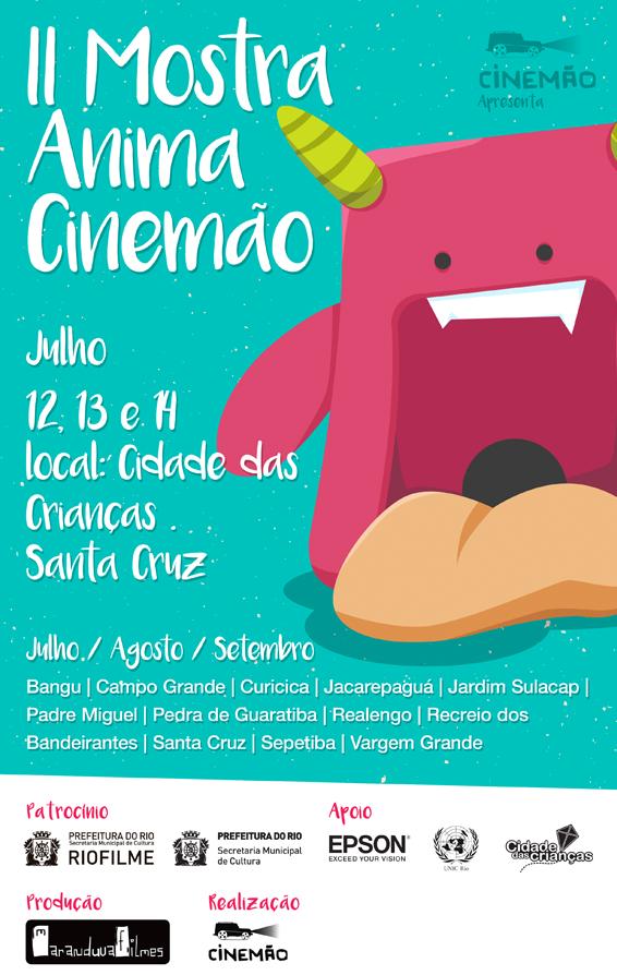 II Mostra Anima Cinemão