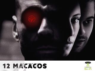 Cineclube Sci-Fi de julho traz sucesso com Brad Pitt e Bruce Willis