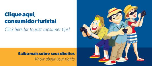 Confira as cartilhas dos consumidores em inglês e espanhol