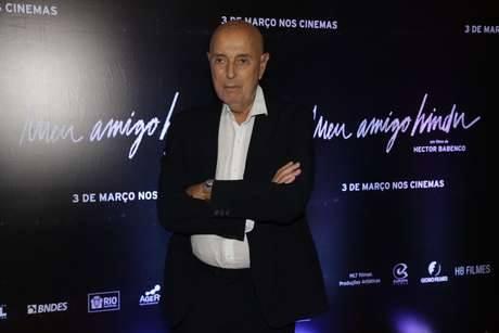 O Brasil perdeu hoje uma de suas maiores referências na arte do Cinema Hector Babenco.
