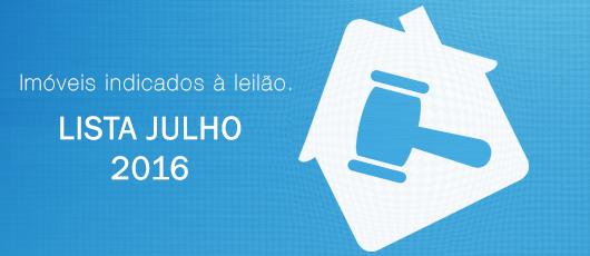 Banner Leilão de Imóveis 2016