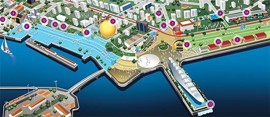 Boulevard Olímpico garante diversão durante os Jogos Rio 2016