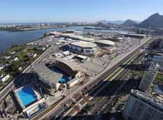 Entorno do Parque Olímpico terá esquema especial de tráfego para os Jogos Rio 2016