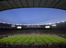 Área do Maracanã terá operação especial para jogos de futebol e vôlei