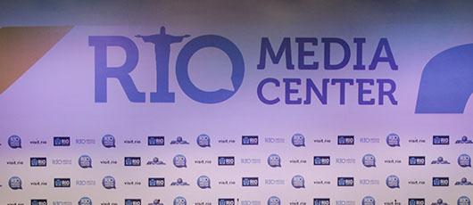 Rio Media Center é aberto a jornalistas que farão a cobertura não esportiva dos Jogos Rio 2016