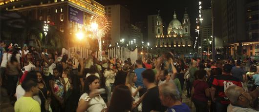 Boulevard Olímpico recebe cerca de quatro milhões de visitantes durante os Jogos